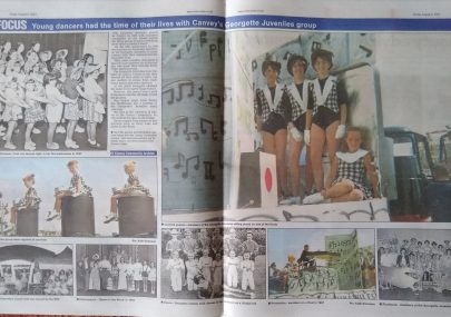 Georgettes in the Echo