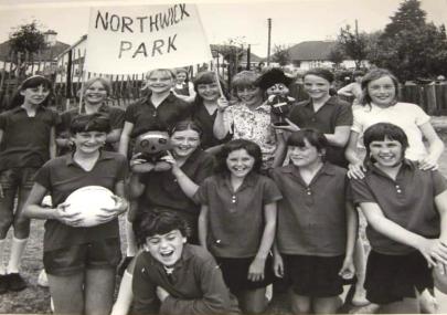 Northwick Park School Netball Team