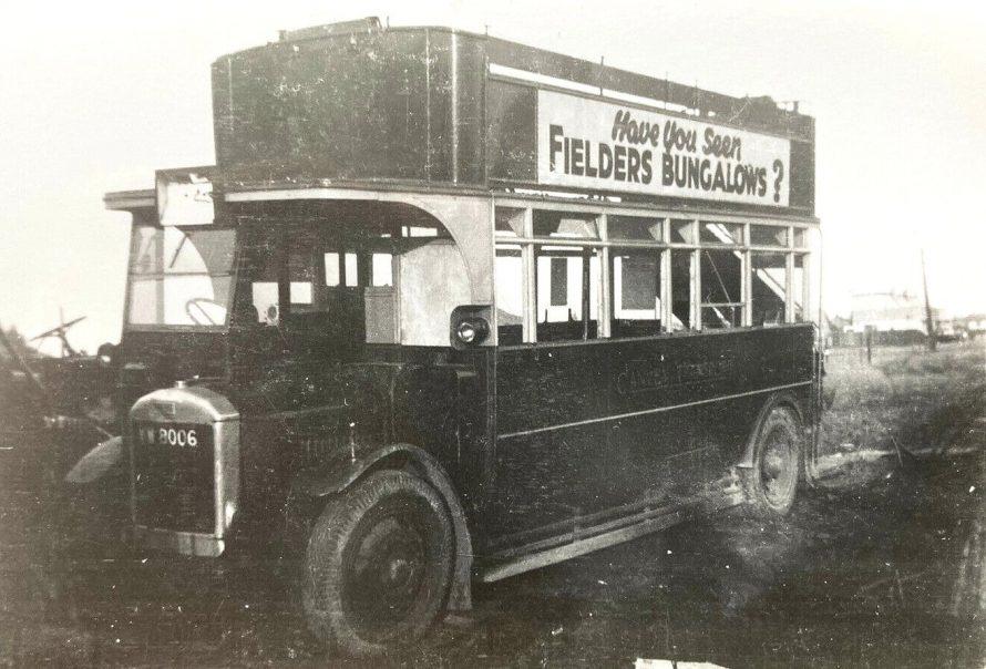 1929 Canvey Bus