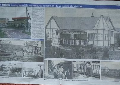 Greenglades in the Echo