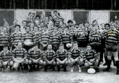 History of the Rugby Club