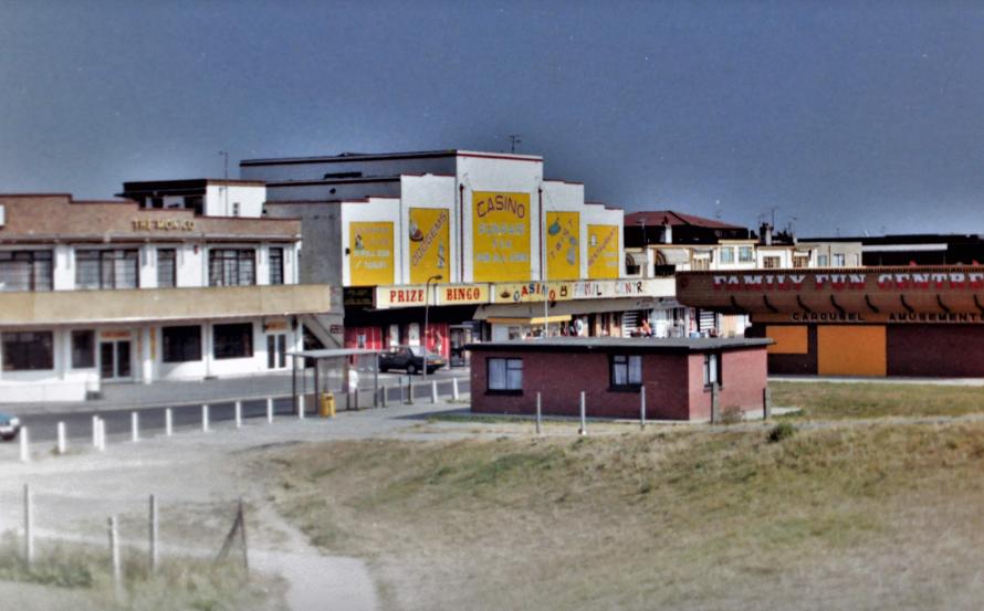 Before the Casino was demolished   Kim Jennings