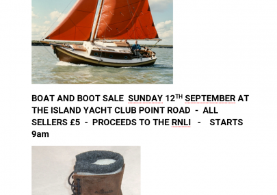 Boat and Boot Sale