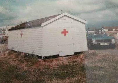 Red Cross Hut