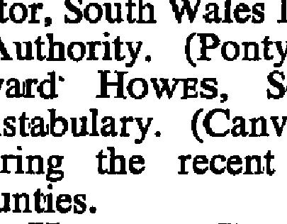 Entry in the London Gazzette 1st June 1953