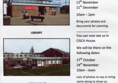 Library and Cisca House sessions