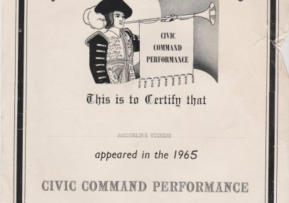 Civic Performance 1965
