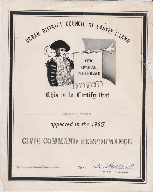 Civic Performance 1965