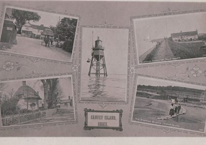 Canvey with Lighthouse