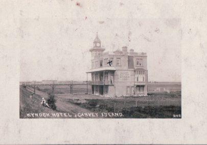 Kynoch Hotel Posted 1911