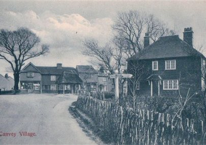 Canvey Village and Pump