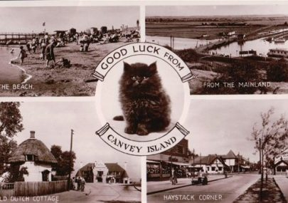 Good Luck from Canvey Island