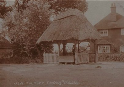 The Pump and Dutch Cottage, Haven Road