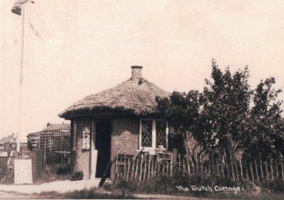Replica Dutch Cottage