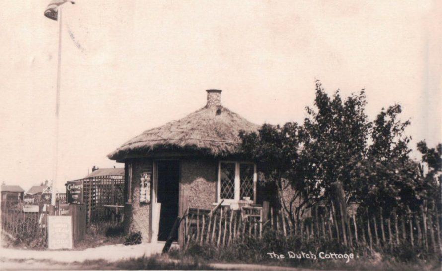 Replica Dutch Cottage | Published by kind permission of the late Mr H.A. Osborne and Mr R.W Osborne.