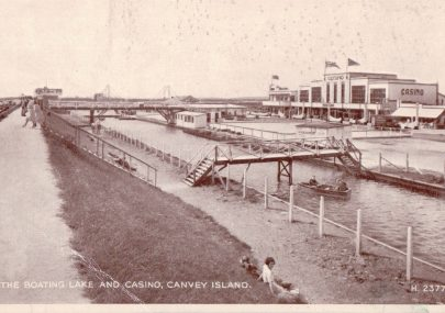 Boating Lake and Casino