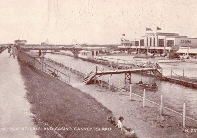 Boating Lake and Casino