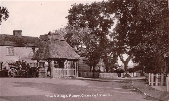 The Village Pump | Published by kind permission of the late Mr H.A. Osborne and Mr R.W Osborne.