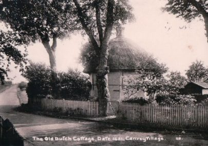 Canvey's Dutch Cottages