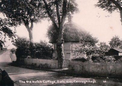 Old Dutch Cottage