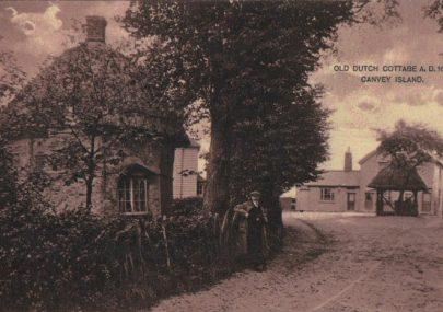 Canvey's Dutch Cottages