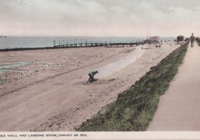 Sea Wall and Landing Stage