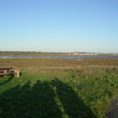 Canvey Heights looking towards Leigh | Janet Penn