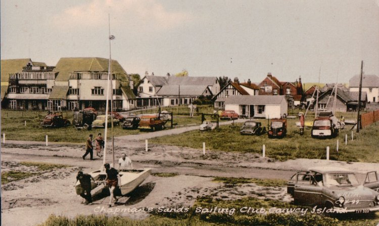 Chapman's Sands Sailing Club