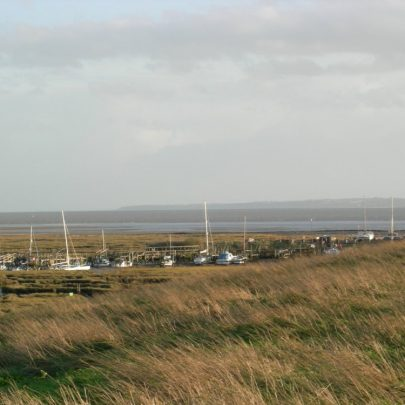 Canvey Heights looking south towards Kent | Janet Penn