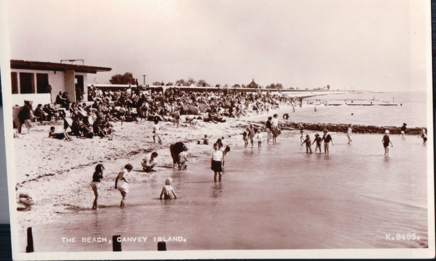 Concord Beach and Cafe | Published by kind permission of the late Mr H.A. Osborne and Mr R.W Osborne.