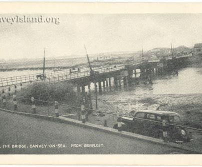 Colvin Bridge to Canvey Island | Jim Gray