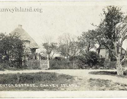 Canvey Island's Dutch Cottage was built in 1618 and became a museum in 1962   Jim Gray