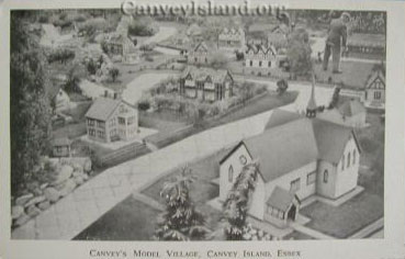 Canvey Island Model Village | D. Bullock