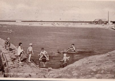 Thorney Bay Bathing Pool