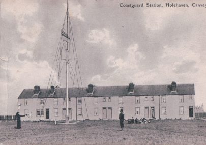 Coastguard Station, Holehaven