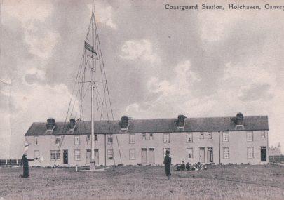 Coastguard Station, Holehaven