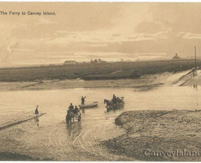 Here comes the tide - Canvey Island crossing | Jim Gray