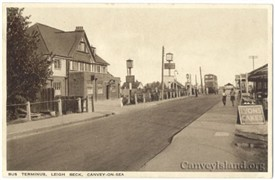 Memories of my childhood on Canvey Island