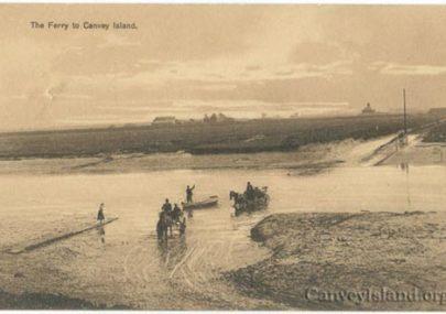 Canvey - Benfleet Crossing