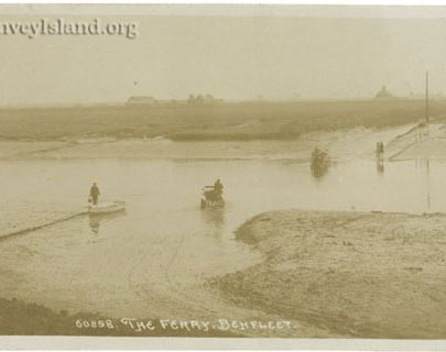 Another picture from the same place - Canvey Ferry | Jim Gray