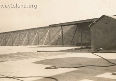 1933: Building the Casino   ©Swann