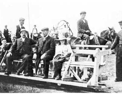 Frederick Hester's Wintergardens Mono Rail.