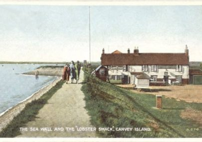 Childhood Memories of Canvey Island