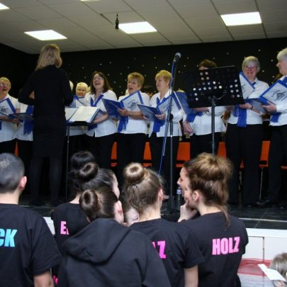 The Canvey Community Choir | Courtesy of Richard Pontius