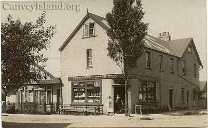 Cox's Cafe and Dance Hall | David Bullock