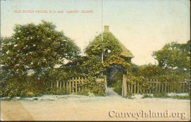 The Dutch Cottage in Colour - Canvey Island | David Bullock