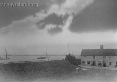 Very Old Canvey Photos
