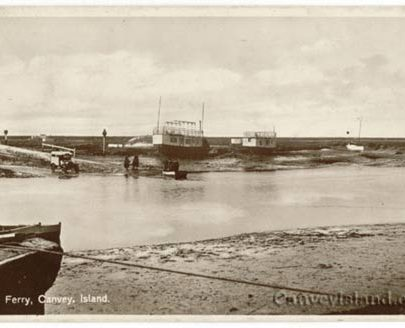 House Boats at Canvey Island Ferry crossing | Jim Gray