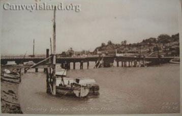 Looking west at the Colvin Bridge | David Bullock