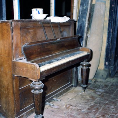 St Katherines Church: Piano